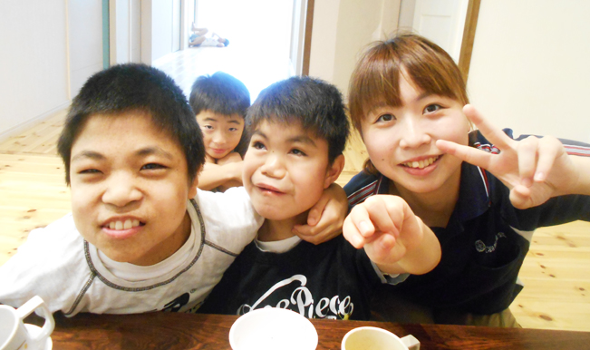 足羽学園 |児童福祉サービス | 社会福祉法人 足羽福祉会